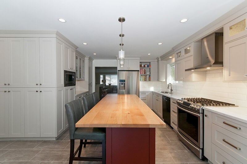 Taking Countertops Back to the Woods