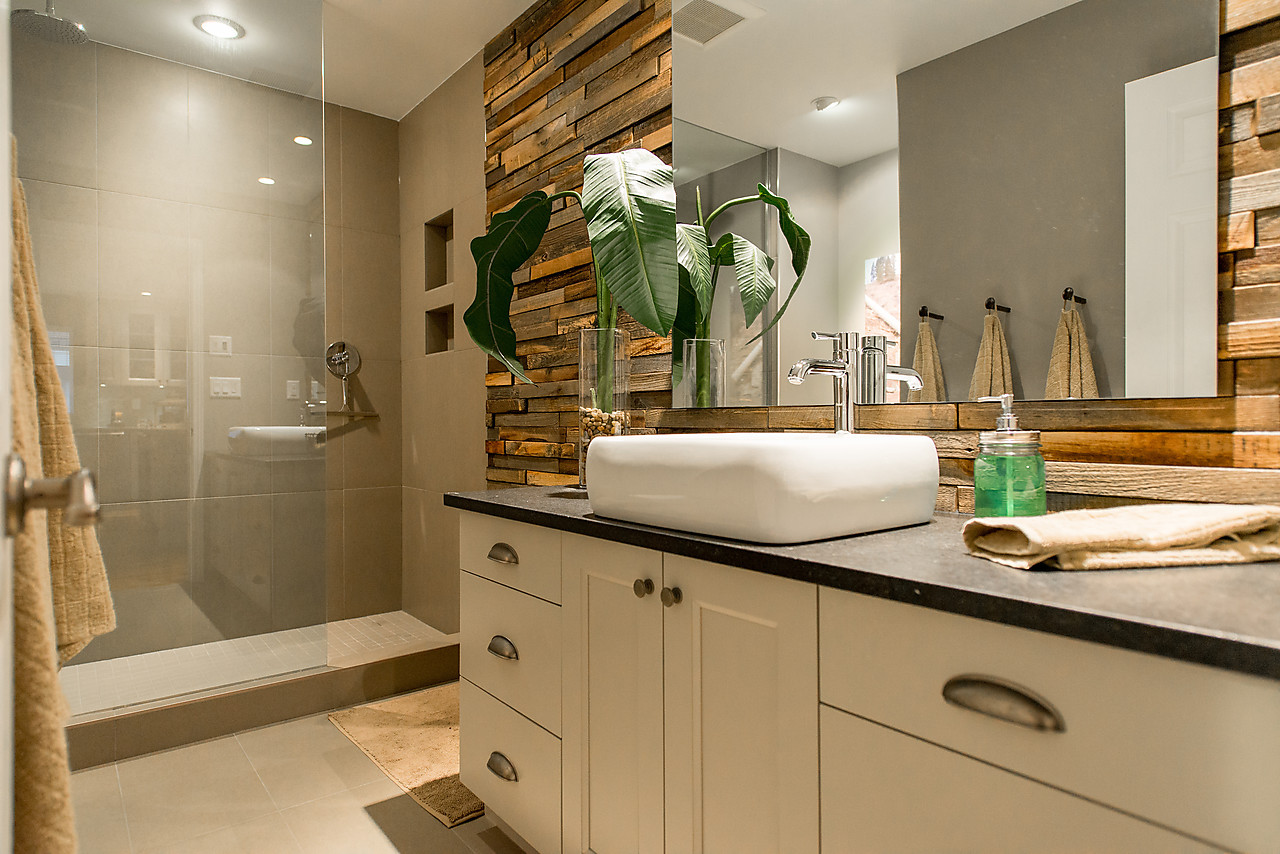 Have some fun designing your Powder Room