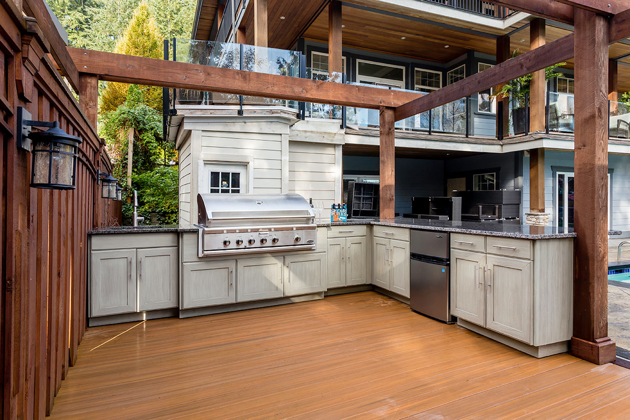 Outdoor Kitchens - Insideout Kitchens