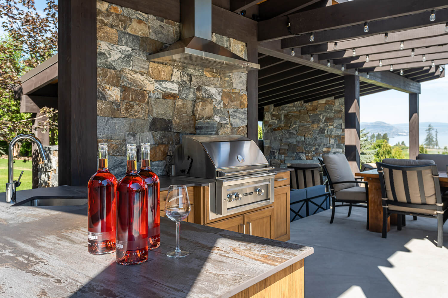 Outdoor Kitchens Vancouver - Benefits of Barbecuing - Genesis Kitchen